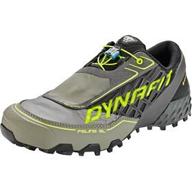 Dynafit Feline SL GTX Chaussures Homme, black/neon yellow